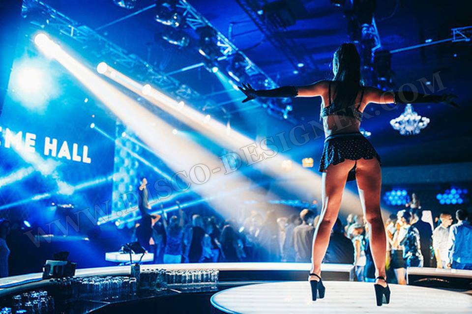 Club Design Project Belarus 2015  Photos and 3D Panorama