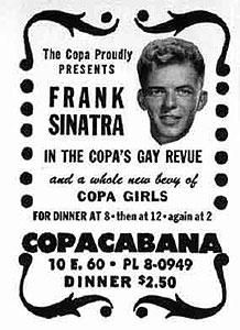 The Copacabana page @ Disco-Disco.com