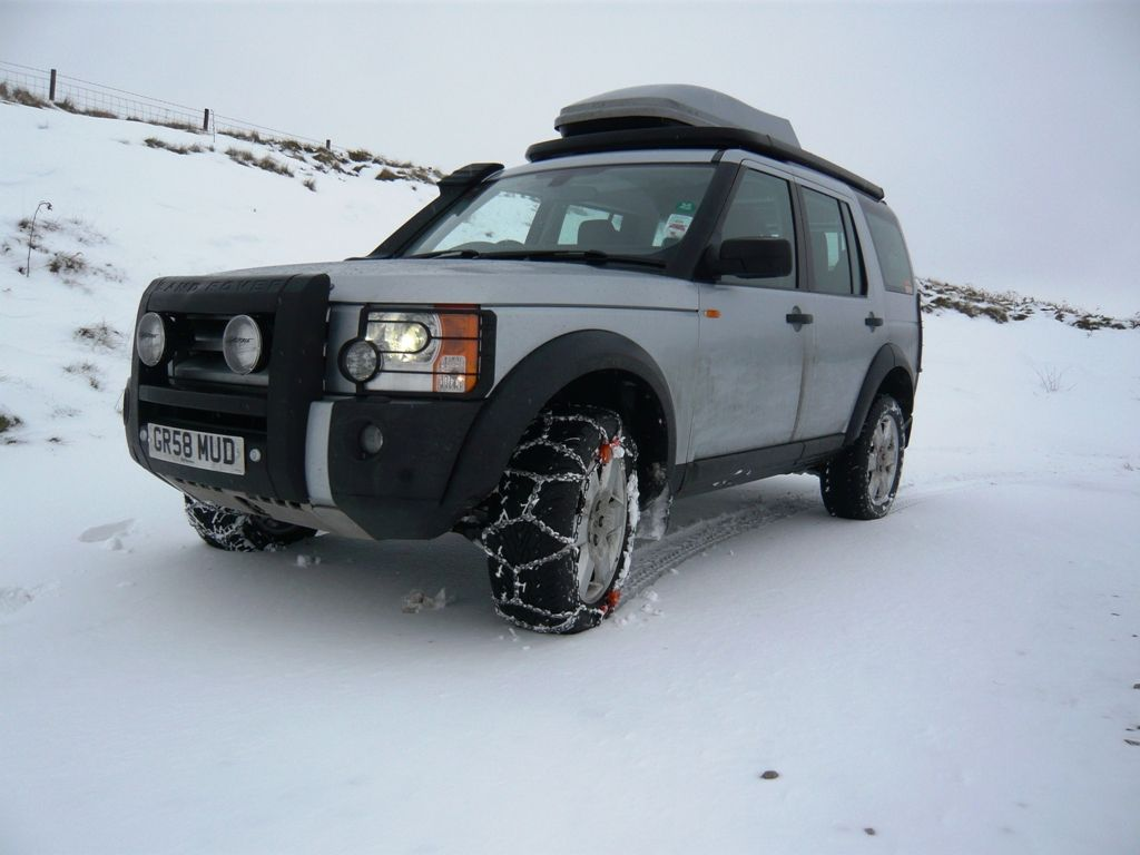 Discovery 3 Do You Need Winter Tyres