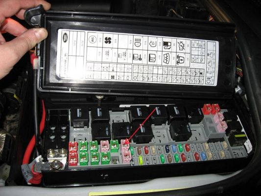 2005 Range Rover Hse Fuse Box Diagram Disco3 Co Uk View Topic Headlamp Washer Retrofit To Go