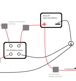 topic battery isolator wiring wiring diagram loc disco3 co uk view topic dual battery setup other [ 1395 x 672 Pixel ]
