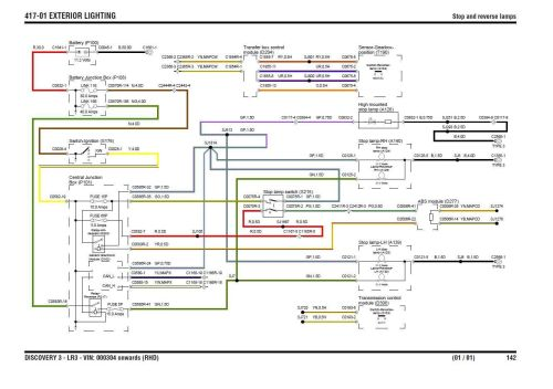 small resolution of wiring diagram land rover discovery 3 wiring diagram details land rover discovery 300tdi wiring diagram discovery