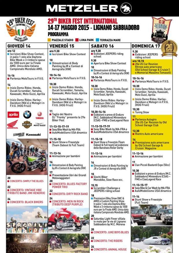 programma biker fest 2015 620x877 14 17.05.2015   BIKER FEST INTERNATIONAL Lignano Sabbiadoro
