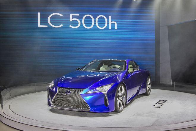 img 0235 Lexus si presenta al salone di Ginevra 2016 con importanti novità