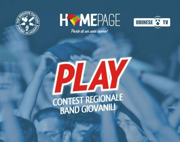 c99c4d8a 6a76 4d74 8fd2 5c26fd123e53 620x491 Play! Il contest musicale di Homepage Festival   Groove Factory e Udinese TV