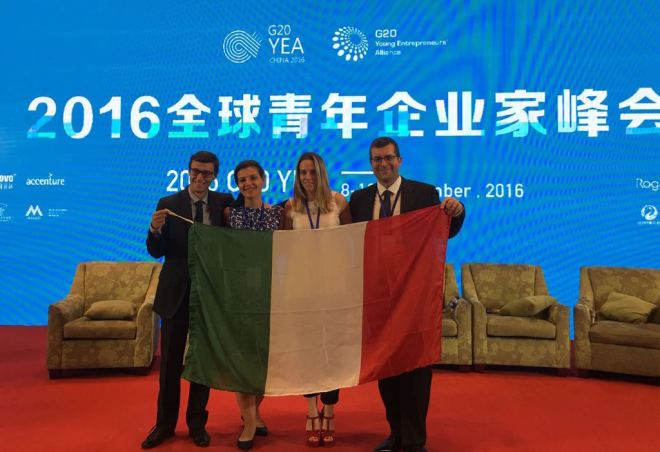 %name ReCOMMERCE, TRENDEVICE AL G20 IN CINA