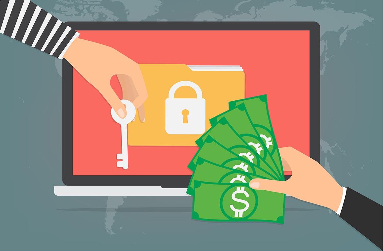 Italia colpita da 3.667.384 ransomware