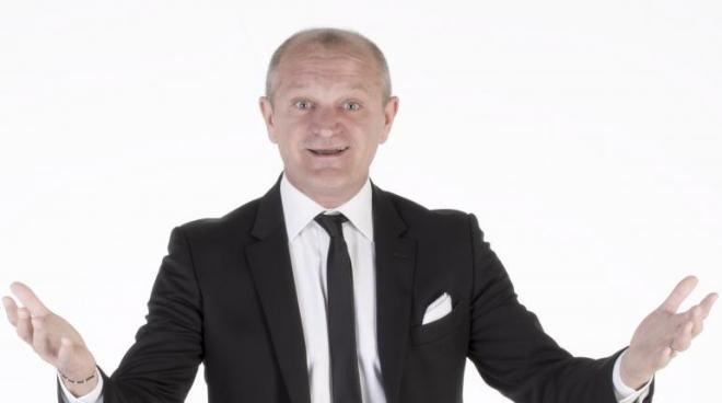 pucci 1 PUCCI   Lattore comico e amatissimo volto tv a Udine con il suo nuovo spettacolo teatrale