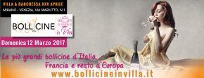 12.03.2017 – Bollicine in Villa – Mirano
