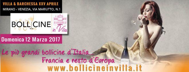 facebookbollicineinvilla20ridotta201000 12.03.2017   Bollicine in Villa   Mirano