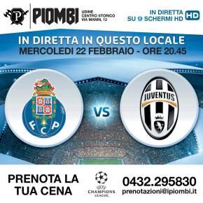 22.02.2017 – Diretta Calcio – I Piombi Udine