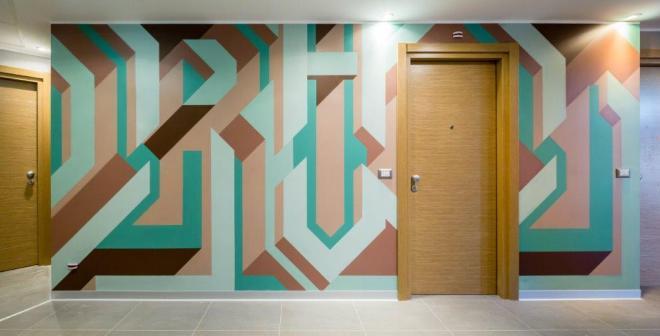 orion 1 6th floor at the nyx milan c marco curatolo lab c3 Da NYX Hotel Milano: lhotel diventa opera darte tra street art e design davanguardia