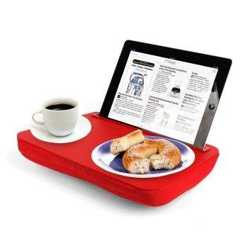 vassoio porta tablet Buon compleanno iPad, fedele alleato dei businessmen