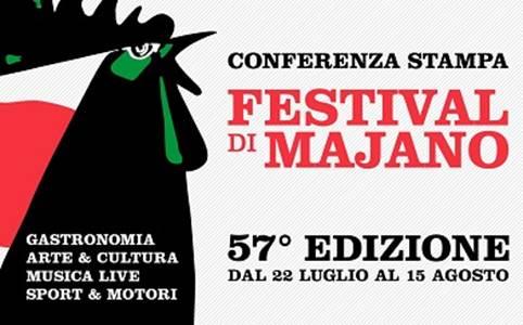 image001 Festival di Majano dal 22 luglio al 15 agosto 2017