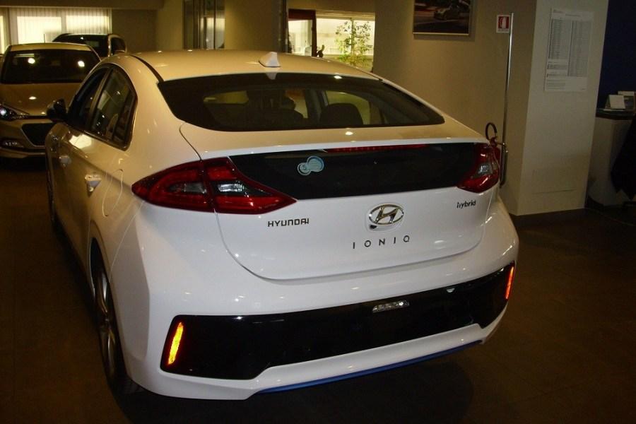 LA PRIMA IBRIDA NON SI SCORDA MAI – Hyundai Ioniq