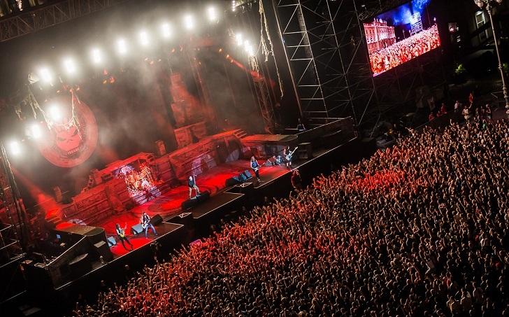 IRON MAIDEN mania a Trieste, aggiunti treni speciali per il concerto del 17 luglio