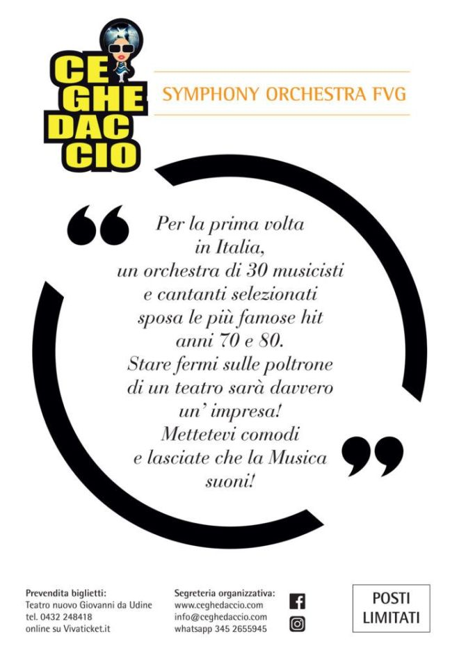 """evento friuli 07 12 2018 let the music play ceghedaccio symphony orchesta fvg a udine let the music play a5 2 703x1000 07.12.2018   """"Let The Music Play"""" Ceghedaccio Symphony Orchesta Fvg a Udine"""