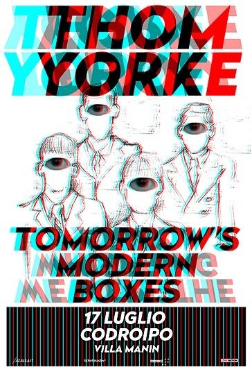 evento friuli thom yorke in concerto a villa manin il 17 luglio 2019 art annuncio low THOM YORKE IN CONCERTO A VILLA MANIN IL 17 LUGLIO 2019