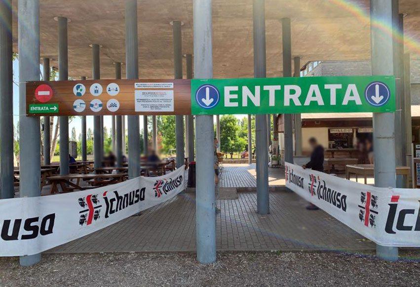 Di nuovo operativa l'area ristoro del Parco del Cormor di Udine, il polmone verde della città