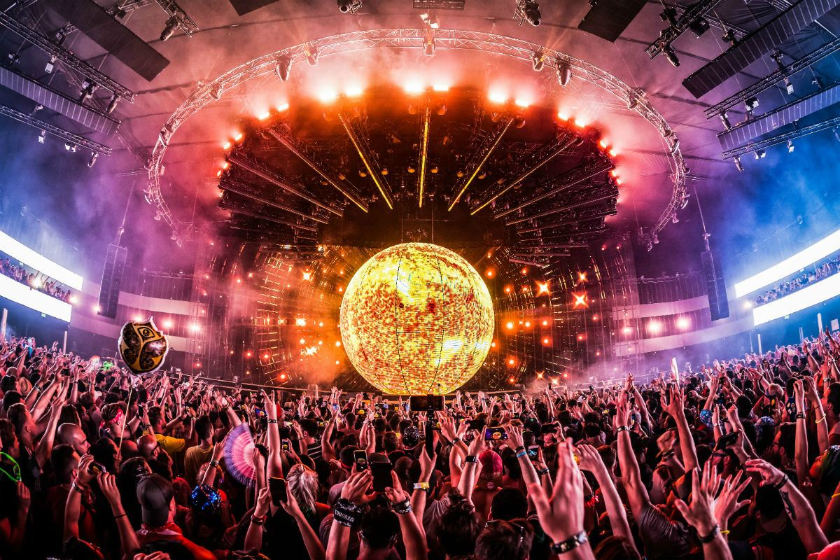 Conto alla rovescia per Tomorrowland Around The World