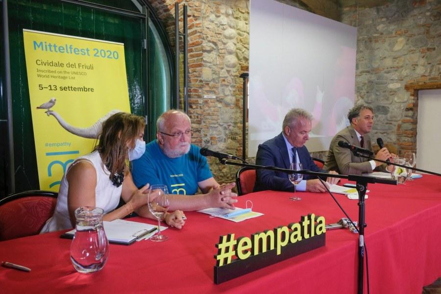 MITTELFEST 2020: Empatia 5 – 13 settembre, Cividale del Friuli