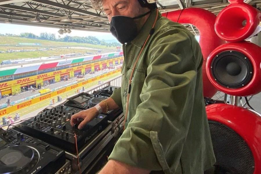 Pequod Acoustics in Formula 1 con Benny Benassi al GP di Toscana