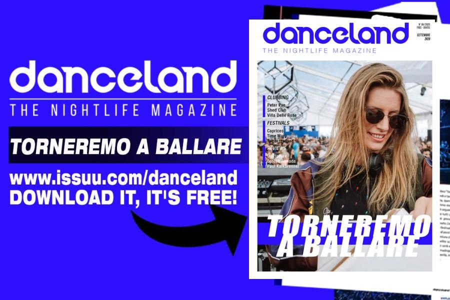 Danceland: on line il numero di settembre 2020