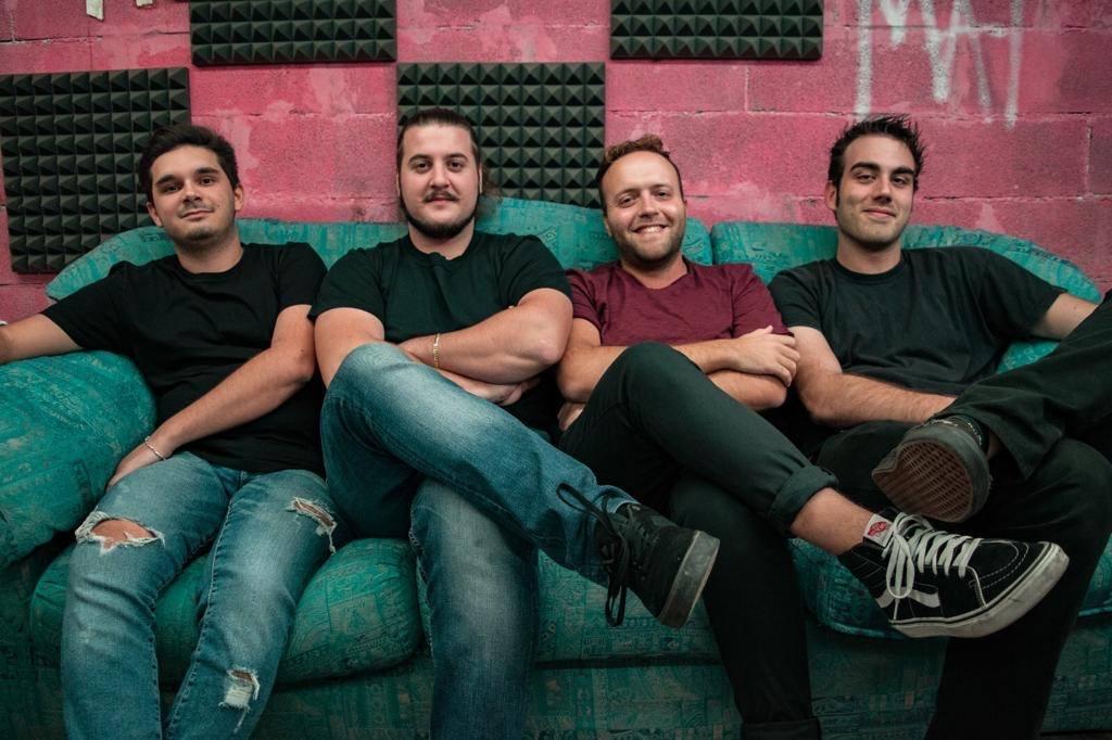 La band S.A.D.C. Finalista di Sanremo Rock Festival