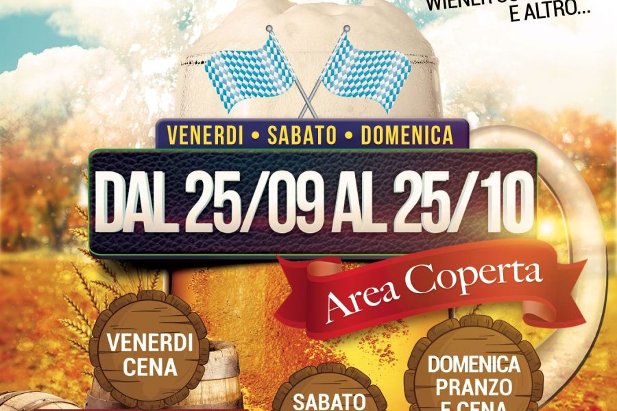 Udine: OktoberPark al Parco del Cormor per un mese