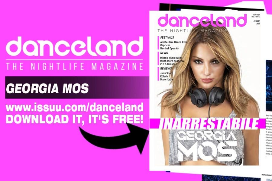 Danceland: il numero di ottobre 2020 è on line