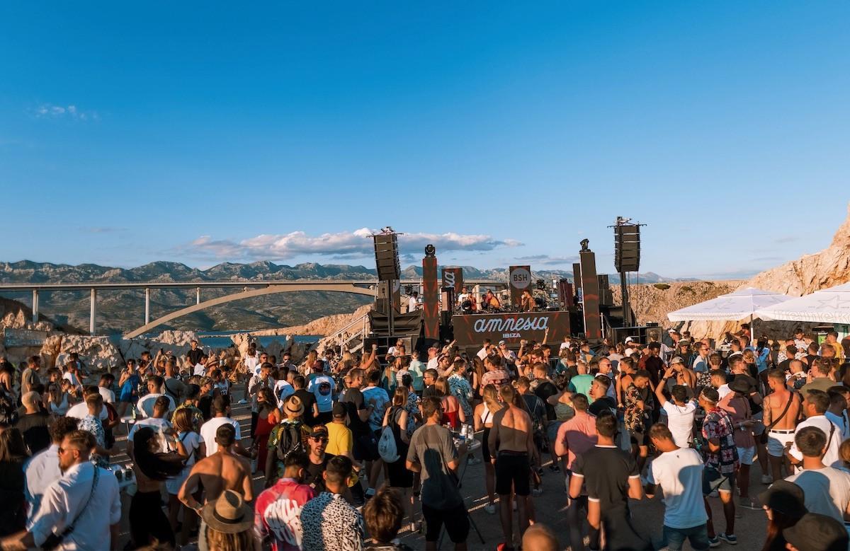 Amnesia Seven Day Ibiza Take Over Croatia