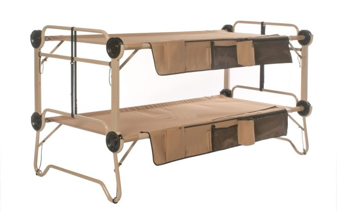 The Battled Hardened Disc O Bed One Bunk Cot For All Missions