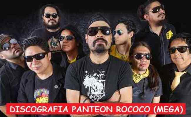 Discografia Panteon Rococo Mega Completa 1 Link 20cds