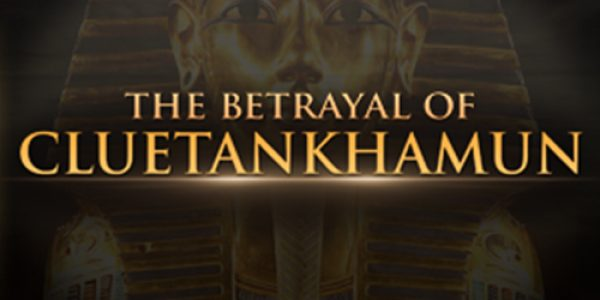 ClueHQ Warrington – The Betrayal of Cluetankhamun