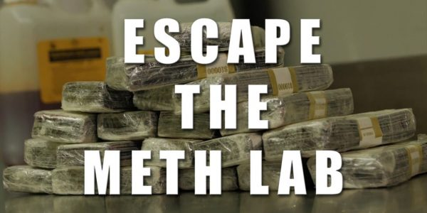 MoviEscape Stockport – Escape The Meth Lab