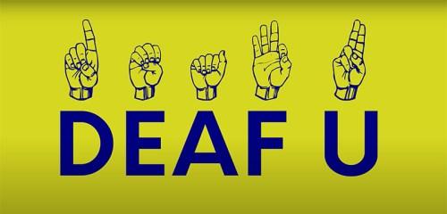 sordità - deaf u