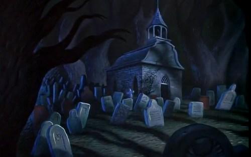 Una delle prime sequenze di La leggenda della valle addormentata