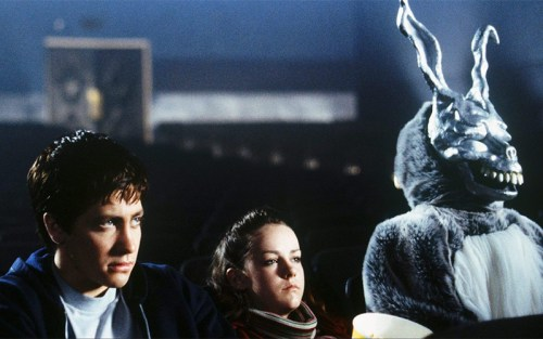Donnie Darko: la scena del cinema con il coniglio Frank