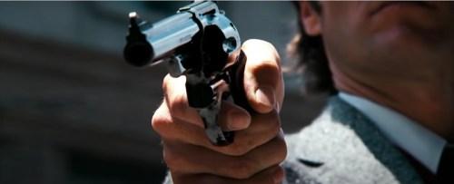 L'iconica pistola di Clint Eastwood segna l'inizio dell'era dell'americanata al cinema così come la intendiamo oggi