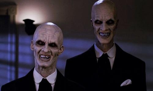 I Gentlemen, mostro della settimana in Buffy