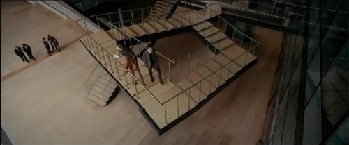 Escher infinito - la scala di Penrose nel film Inception