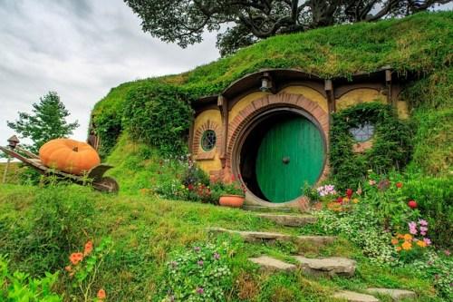 Il Signore degli Anelli - Una casa da Hobbit è l'ideale per rappresentare la serie tv Amazon Prime ispirata ai libri di Tolkien