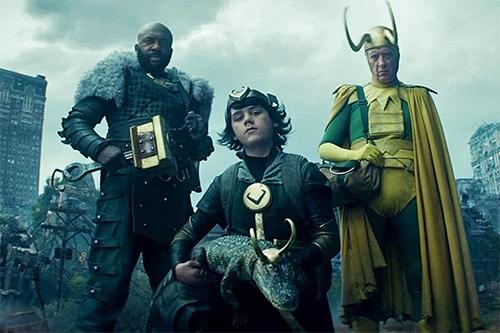 La varianti di Loki che abbiamo visto già dalla post credits del quarto episodio