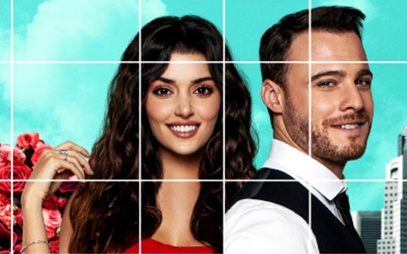 Immagine promozionale di love is in the air, serie tv turca