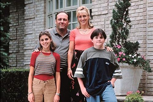 Serie tv e famiglie: i Soprano