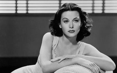 Un'iconica foto di Hedy Lamarr
