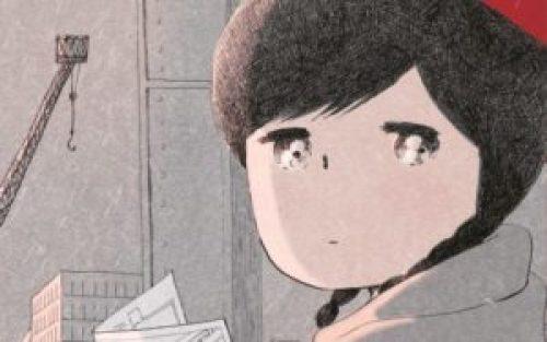 Un dettaglio della copertina del secondo volume di Princess Maison, di Aoi Ikebe