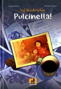 Copertina di Auf wiedersehen Pulcinella