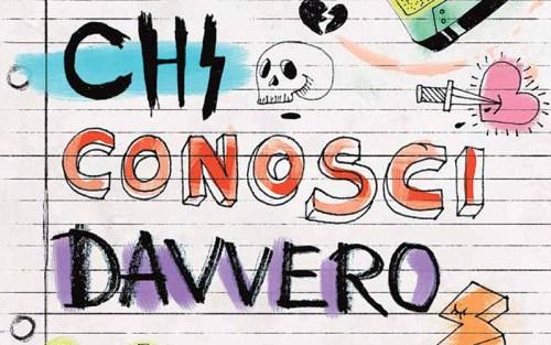 Il titolo del fumetto scritto dalla rock band e disegnato da Davide Aurilia