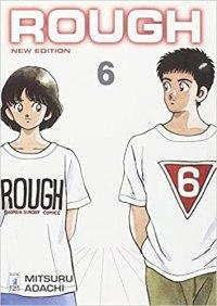 La nuova edizione di Rough, di Star Comics
